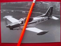 SIAI  SF 260M  Ecole D'aviation Civile SABENA   AEREO AEROPLANO - Aviation