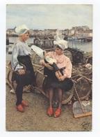 85-COSTUMES SABLAIS POUPÉE--1968   -RECTO / VERSO-B86 - Sables D'Olonne