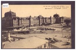 JAPAN - TOKYO - RAILWAY STATION - NON CIRCULEE - TB - Tokyo