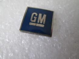 PIN'S   Logo   GM   GENERAL MOTORS   EMAIL G F - Pins