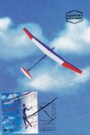 ISRAEL, 1995, Maxi-Card(s), Model Aircraft, SG1294, F5495 - Tarjetas – Máxima