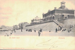 OSTENDE / LE CHALET ROYAL - Oostende