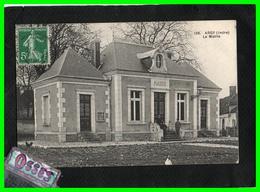 ARGY - (Indre) La Mairie (recto Verso) - Francia