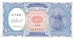 EGYPT 10 PT. PIASTRES 2000 P-190 SIG/BOTROS GHALI  REPLACEMENT لا UNC */* - Egypt