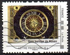 FRANCE - 1v - Montimbramoi Clocks Physics Horloges Horlogerie Watchmaking Uhren Relojes Orologi Rouen Horloge - Clocks
