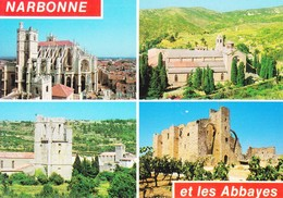 11 Narbonne Et Ses Abbayes (2 Scans) - Narbonne