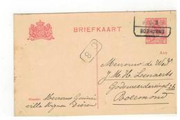 Briefkaart  Verstuurd V DIEREN Naar Roermond - Entiers Postaux