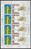 Monaco 2000 Europa Cept Sheetlet MNH - 2000