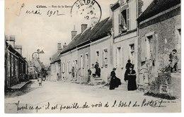 Orne CETON Rue De La Barre (animation) - France