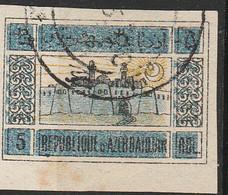 PIA - AZERBAIJAN - 1910 : Palazzo Degli Sha Di Shirvan A Bakou - (Yv   24) - Azerbaijan
