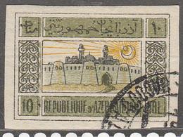 PIA - AZERBAIJAN - 1910 : Palazzo Degli Sha Di Shirvan A Bakou - (Yv   25) - Azerbaijan