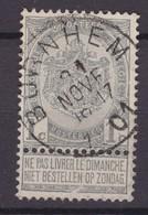 N° 53 Défauts BORNHEM - 1893-1907 Coat Of Arms
