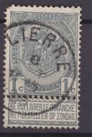N° 53 Défauts LIERRE - 1893-1907 Coat Of Arms