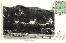 Old Postcard ROMANIA - CALIMANESTI, Baile - Roumanie
