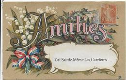 SAINTE MEME LES CARRIERES - Francia