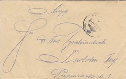 Feldpost - FP 22858 Nach Iserlohn - 1943 (46261) - Alemania
