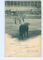 Y5586/ Stierkampf  Corrida De Toros AK Spanien 1902 - Unclassified