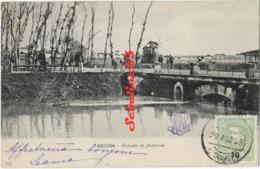 Santarem - Entrada De Almeirim - 1905 - Santarem