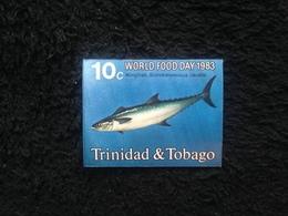 Trinidad & Tobago World Food Day 10c 1983 Imperf & Wmk - Trinidad & Tobago (1962-...)