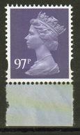 Great Britain 2011 Decimal Machin 97p Définitive Stamp. - 1952-.... (Elizabeth II)