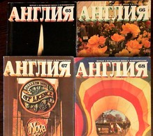 1978 USSR ENGLEND Magazine - Livres, BD, Revues