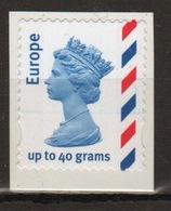 Great Britain 2003 Decimal Machin Europe Up To 40 Grams Définitive Stamp. - 1952-.... (Elizabeth II)