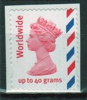 Great Britain 2003 Decimal Machin Worldwide Up To 40 Grams Définitive Stamp. - 1952-.... (Elizabeth II)