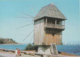 Nessebre - Nessebar - Bulgarien - Windmühle - Bulgarije