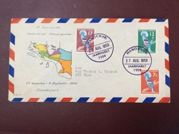 Jaarmarkt 1959 Manokwari - Nouvelle Guinée Néerlandaise