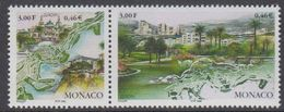 Europa Cept 1999 Monaco 2v  ** Mnh (45710) - 1999