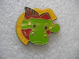 Pin's Association LEYSIN Pin's Festival. Vache - Associations