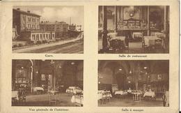 HERBESTHAL - Buffet De La Gare - Prop J. Schmitz-Roth 1930 - Lontzen