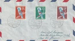 Brief Met Stempel Sentani - Nouvelle Guinée Néerlandaise