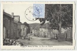 Mussy-la-Ville - La Rue De L'Eglise 1969 - Musson