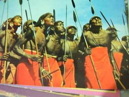 3 CARD KENYA : MASAI GUERRIERI WARRIOR  N1975 HI3131 - Kenia