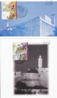 ISRAEL, 1998, Maxi-Card(s), Jewish Life - Eretz 1, SG1416-1417, F5557 - Tarjetas – Máxima