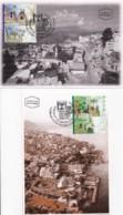 ISRAEL, 1999, Maxi-Card(s), Jewish Life Eretz 2, SG1430-1431 , F5563 - Tarjetas – Máxima