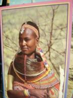 KENYA : DONNA WOMEN VB1995 STAMP  SELO TIMBRE  3 UCCELLO MIEMBE HI3132 - Kenia