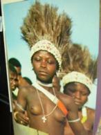 KENYA : DONNA WOMEN SENO NUDO VB1988 STAMP  SELO TIMBRE  3\50 MOTONGO HI3133 - Kenia