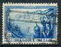 D - [804490]TB//O/Used-Belgique 1932, 1F75+25c Bleu, Antituberculeux, Obl Télégraphique Centrale - Oblitérés