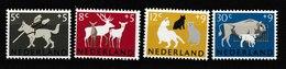 Nederland - Niederlande - Pays Bas NVPH 812 T/m 815 MNH ** (1964) - Nuevos