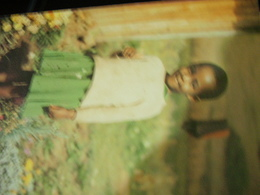 KENYA TIMAU  BAMBINA  Biglietto  N1980 HI3136 - Kenia