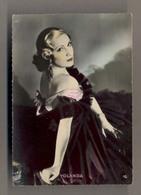 Yolanda - Très Beau Portrait - Donne Celebri