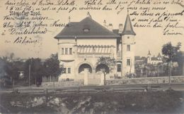 Czech Rep. - NEMECKY BROD - Private Mansion - REAL PHOTO - Tchéquie