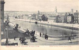 Eire - CORK - Shandon From St. Patrick's Bridge. - Cork