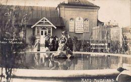Lithuania - KAUNAS - Inside The War Museum - REAL PHOTO. - Litauen