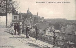 Luxembourg-Ville - Vue Prise De La Caserne Des Volontaires - Ed. Bernhoeft - Série 1905. - Luxembourg - Ville