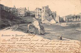 BEAUFORT - Vue Générale - Ed. Bellwald 151. - Postales