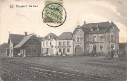 CONSDORF - La Gare - Ed. Schoren. - Postales