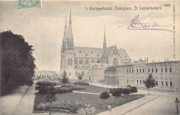 S-Hertogenbosch - Emmaplein, Sint Leonarduskerk - Uitg. Loretz. - 's-Hertogenbosch